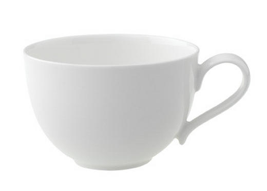 KAFFEETASSE - Weiß, Basics (0,25l) - VILLEROY & BOCH