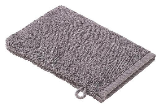 TVÄTTHANDSKE - antracit, Klassisk, textil (16/22cm) - ESPOSA