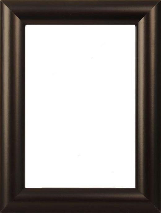 BILDERRAHMEN in Schwarz - Schwarz, Basics, Glas/Holz (10/15/cm)
