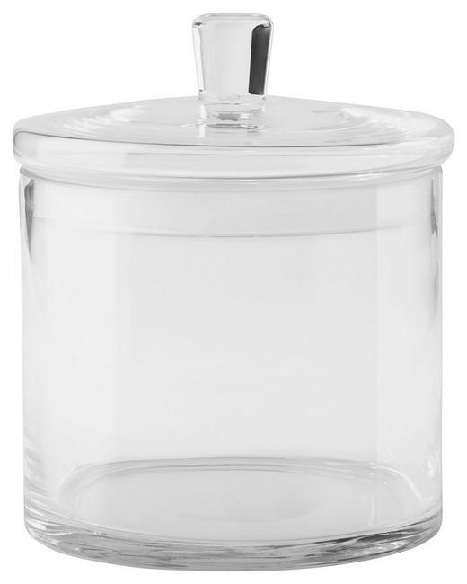 DOSE - Klar, Basics, Glas (14/19cm) - Leonardo