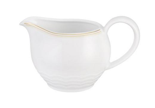 MILCHKÄNNCHEN - Goldfarben/Creme, Basics, Keramik (13/9/8cm) - Seltmann Weiden