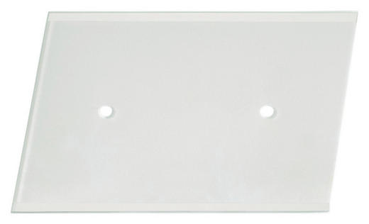 LEUCHTENGLAS  Klar  Metall - Klar, LIFESTYLE, Metall (16/10/0.3cm)