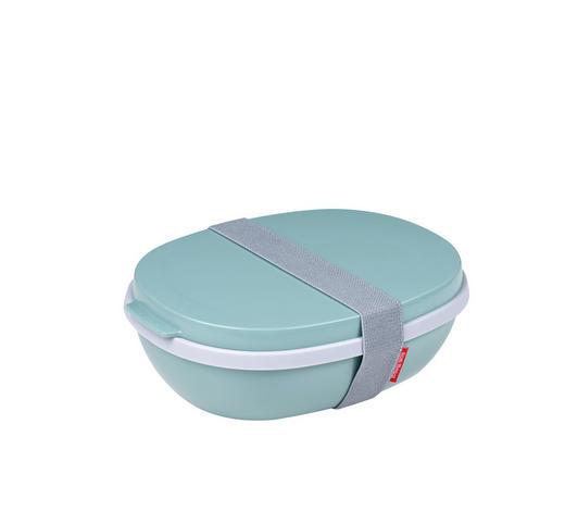 Lunchbox - Mintgrün/Grün, Kunststoff (22,5/17,5/7,5cm) - Mepal Rosti