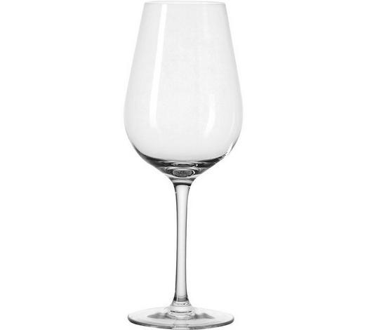 WEIßWEINGLAS - Klar, KONVENTIONELL, Glas (8/22cm) - Leonardo