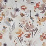 VORHANGSTOFF per lfm Verdunkelung - Orange, KONVENTIONELL, Textil (140cm) - Esposa