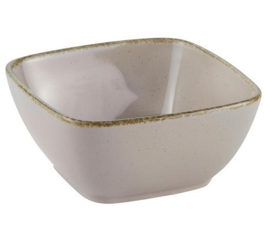 MISKA, porcelán - šedá/hnědá, Trend, keramika (14/14cm) - Ritzenhoff Breker