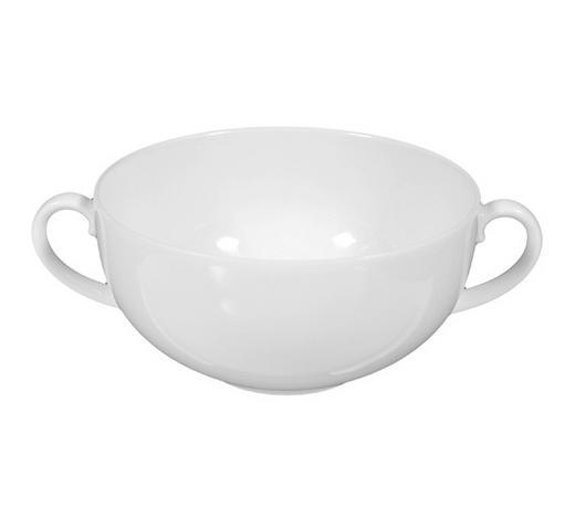 SUPPENSCHALE  - Weiß, Basics, Keramik (0,35l) - Seltmann Weiden
