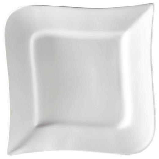 SPEISETELLER 28/28 cm - Weiß, Design, Keramik (28/28cm) - Ritzenhoff Breker