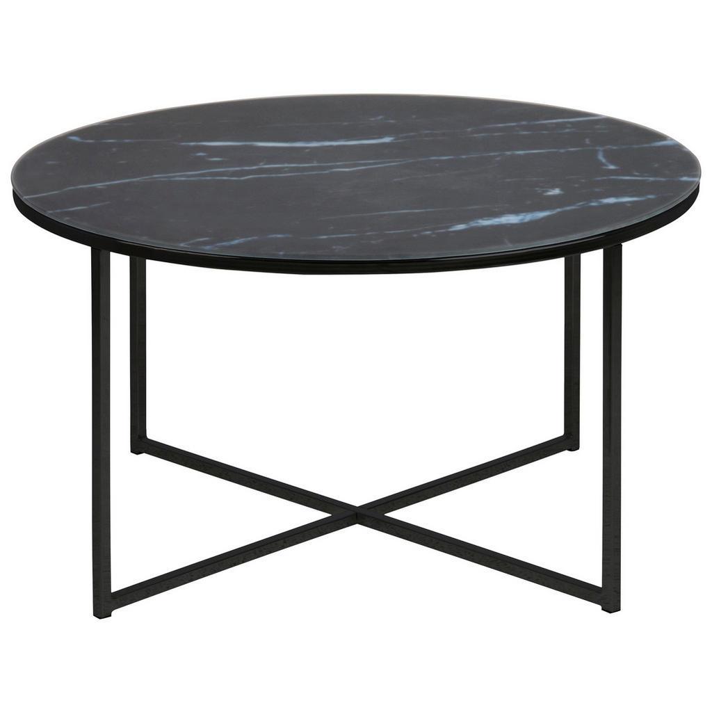Fesselnde Couchtisch Rauchglas Dekoration Von In Schwarz, Weiß