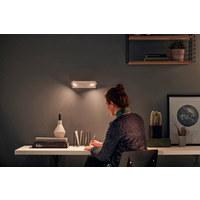 LED-DECKENLEUCHTE - Design, Metall (25,5/9/9,3cm) - Philips