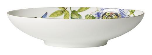 SCHALE Keramik Bone China - Multicolor/Weiß, Basics, Keramik (22/38cm) - Villeroy & Boch