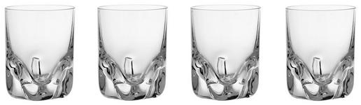 GLÄSERSET 4-teilig - Basics, Glas (0,06l) - Novel