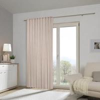 FERTIGVORHANG blickdicht - Naturfarben, Basics, Textil (135/245cm) - Esposa