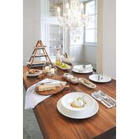 FISCHTELLER Keramik Fine China  - Weiß, Basics, Keramik (30/43cm) - Villeroy & Boch
