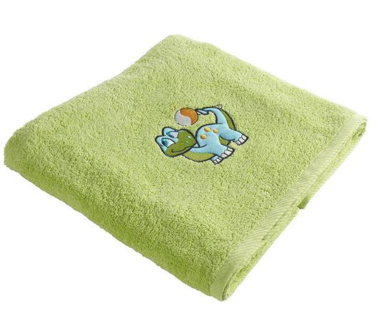 OSUŠKA, 70/130 cm, zelená - zelená, Konvenční, textil (70/130cm) - Ben'n'jen