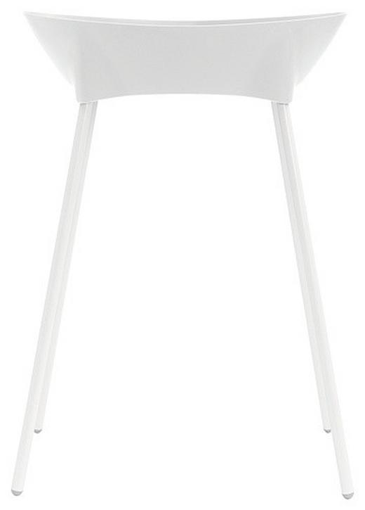 BADEWANNENSTÄNDER - Weiß, Basics, Kunststoff/Metall (62/25/84cm) - BEBE JOU