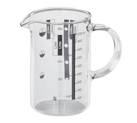 MESSBECHER - Basics, Glas - WMF
