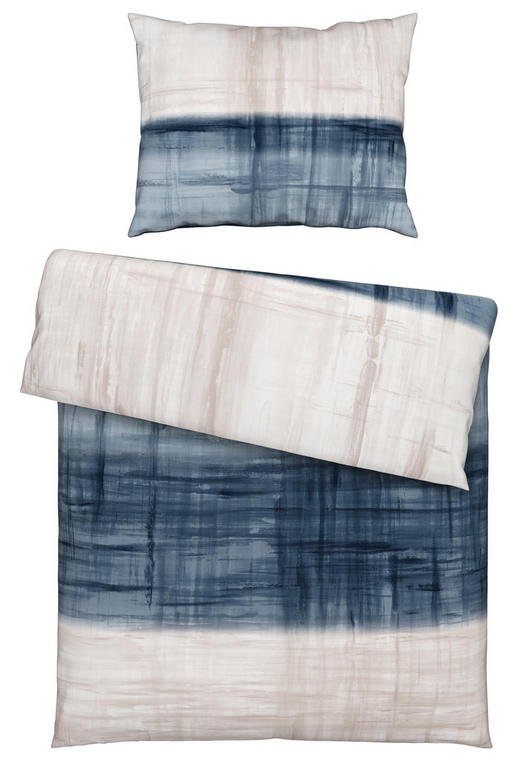 BETTWÄSCHE - Blau, KONVENTIONELL, Textil (140/200cm) - Esposa