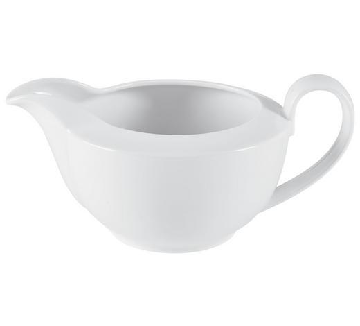 OMÁČNÍK, porcelán - bílá, Design, keramika (0,45l) - Seltmann Weiden