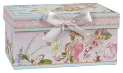 AUFBEWAHRUNGSBOX 20/14/10 cm  - Multicolor, Trend, Karton/Papier (20/14/10cm) - Boxxx
