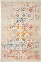 VINTAGE-TEPPICH  120/153 cm  Creme - Creme, KONVENTIONELL, Textil (120/153cm) - NOVEL