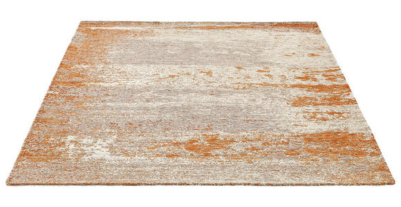 FLACHWEBETEPPICH  68/135 cm  Rostfarben - Rostfarben, Basics, Textil (68/135cm) - Novel