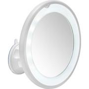 LEUCHTSPIEGEL - Weiß, Basics, Glas/Kunststoff (17,5cm) - Kleine Wolke