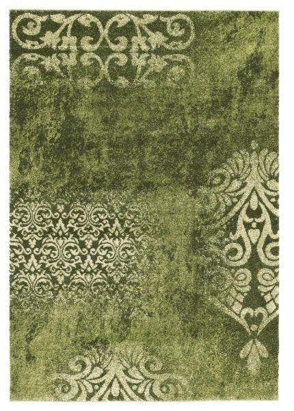 WEBTEPPICH  160/230 cm  Grün - Grün, Basics, Textil (160/230cm) - Novel