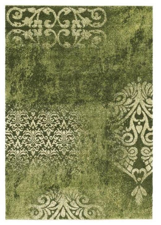 WEBTEPPICH  240/340 cm  Grün - Grün, Textil (240/340cm) - NOVEL