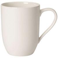 LONČEK ZA KAVO FOR ME, 370ML - bela, Trendi, keramika (0,37l) - Villeroy & Boch
