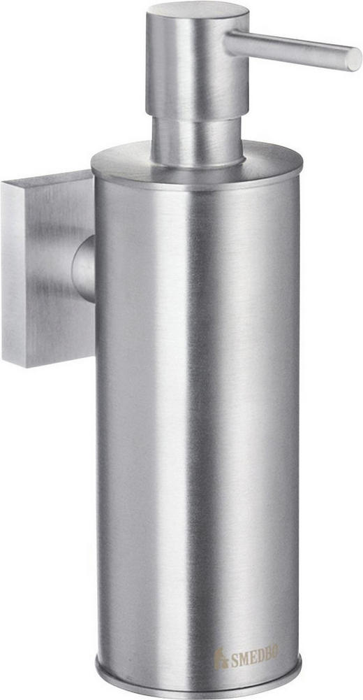 SEIFENSPENDER Metall - Chromfarben, Basics, Metall (5,5/21,5/8cm)