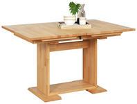 ESSTISCH in Holz 130(180)/90/75 cm - Buchefarben, Natur, Holz (130(180)/90/75cm) - Cantus