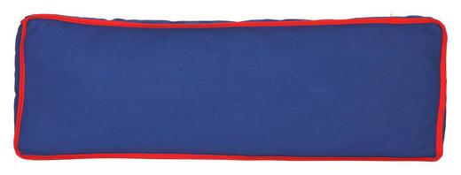 KINDERKISSEN - Blau/Rot, Design, Textil
