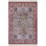 WEBTEPPICH Silk Moud  - Multicolor, LIFESTYLE, Textil (100/150cm) - Esposa