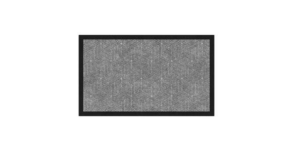 FUßMATTE 45/75 cm  - Multicolor, KONVENTIONELL, Kunststoff/Textil (45/75cm) - Esposa