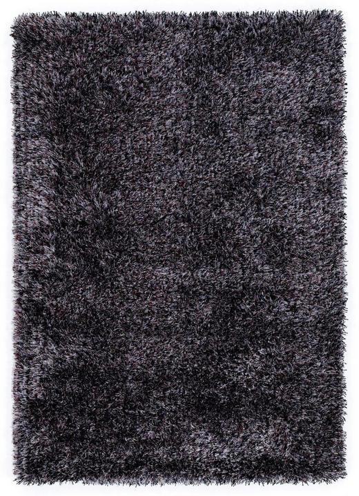 WEBTEPPICH  200/290 cm  Grau, Schwarz - Schwarz/Grau, Basics, Textil (200/290cm) - Novel