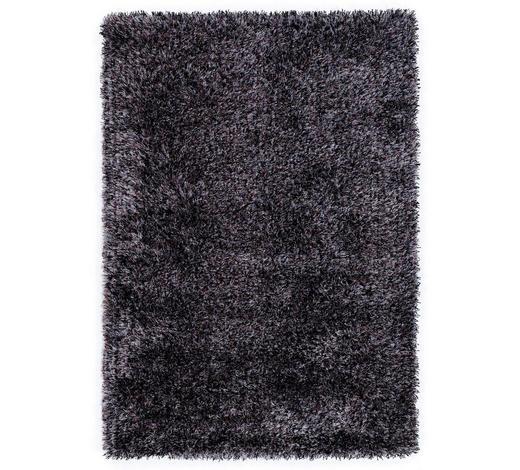 WEBTEPPICH  200/250 cm  Grau, Schwarz - Schwarz/Grau, Basics, Textil (200/250cm) - Novel