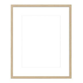 FOTORAM - ekfärgad, Klassisk, glas/plast (43/53/3cm)