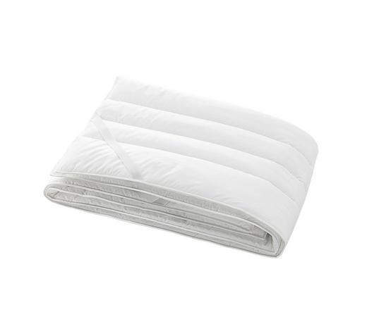 UNTERBETT - Weiß, Basics, Textil (100/200cm) - Centa-Star