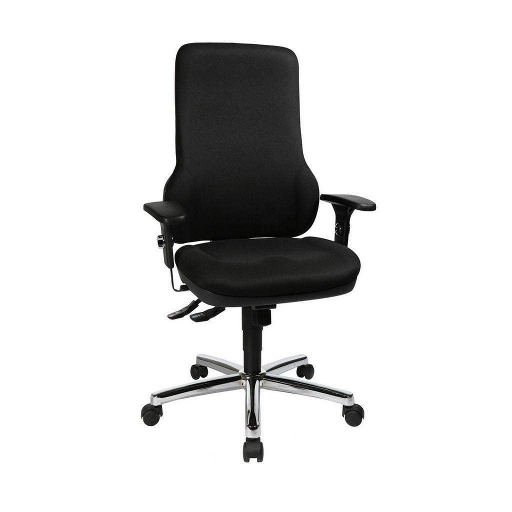 XXXLutz Drehstuhl webstoff schwarz