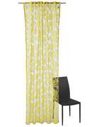 VORHANGSCHAL    130/250 cm - Hellgelb, Textil (130/250cm) - Joop!