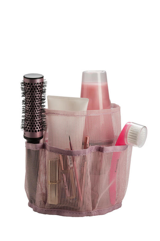 ORDNUNGSSYSTEM Kunststoff - Rosa, Basics, Kunststoff (17,5/18,5cm) - Kleine Wolke