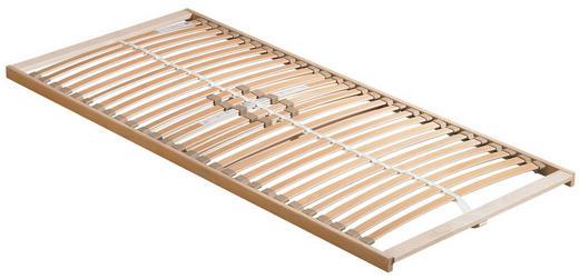 LATTENROST 120/200 cm   Buche Echtholz - Buchefarben, Basics, Holz (120/200cm) - Paidi