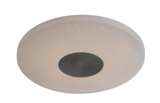 LED-DECKENLEUCHTE - Design, Kunststoff (44 6 44cm)