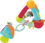 MOTORIKSPIEL - Multicolor, Basics, Textil (21/21/21cm) - My Baby Lou