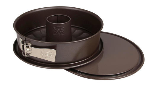 SPRINGFORM - Braun, Metall (28/8cm) - Dr.Oetker