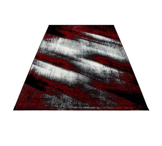 WEBTEPPICH  120/170 cm  Rot   - Rot, Trend, Textil (120/170cm) - Novel