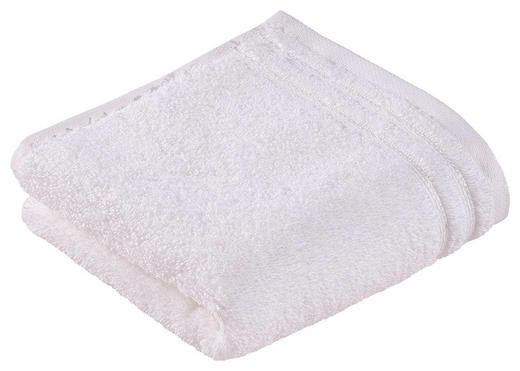 GÄSTETUCH Weiß 30/50 cm - Weiß, Basics, Textil (30/50cm) - VOSSEN