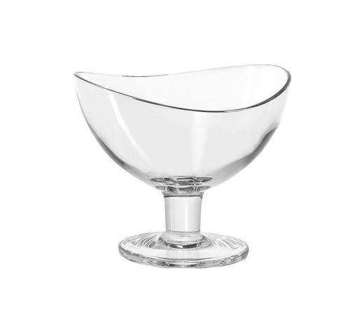 EISBECHER - Klar, KONVENTIONELL, Glas (14/12/13.5cm) - Leonardo