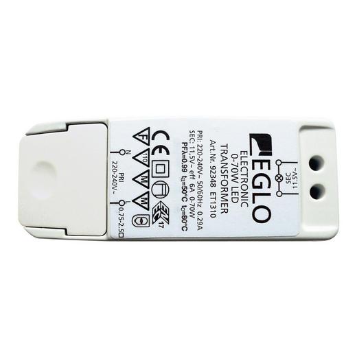 TRANSFORMATOR - Weiß, Basics, Kunststoff (11,3/4,4/2,8cm)